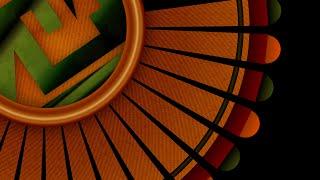 Escudo Azteca Práctica, Degradados Fusiones Transparencias en Corel Draw