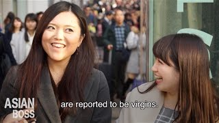 Is Japan Really Sexless?   ASIAN BOSS