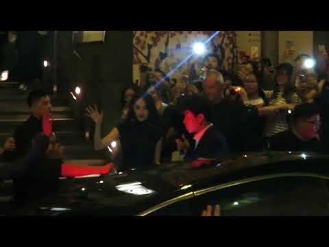 Yoona Leaving Night Event At Hong Kong 171103
