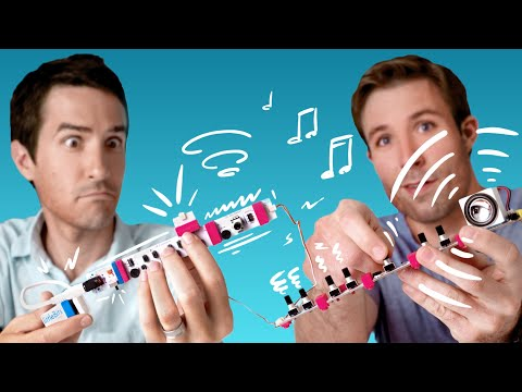 Peep This: LittleBits Synth Kit | Ep. #17