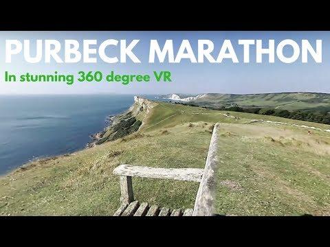 Purbeck Marathon in 360 VR