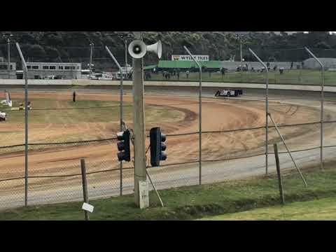 Tim pike- practice Latrobe speedway 8/9/18