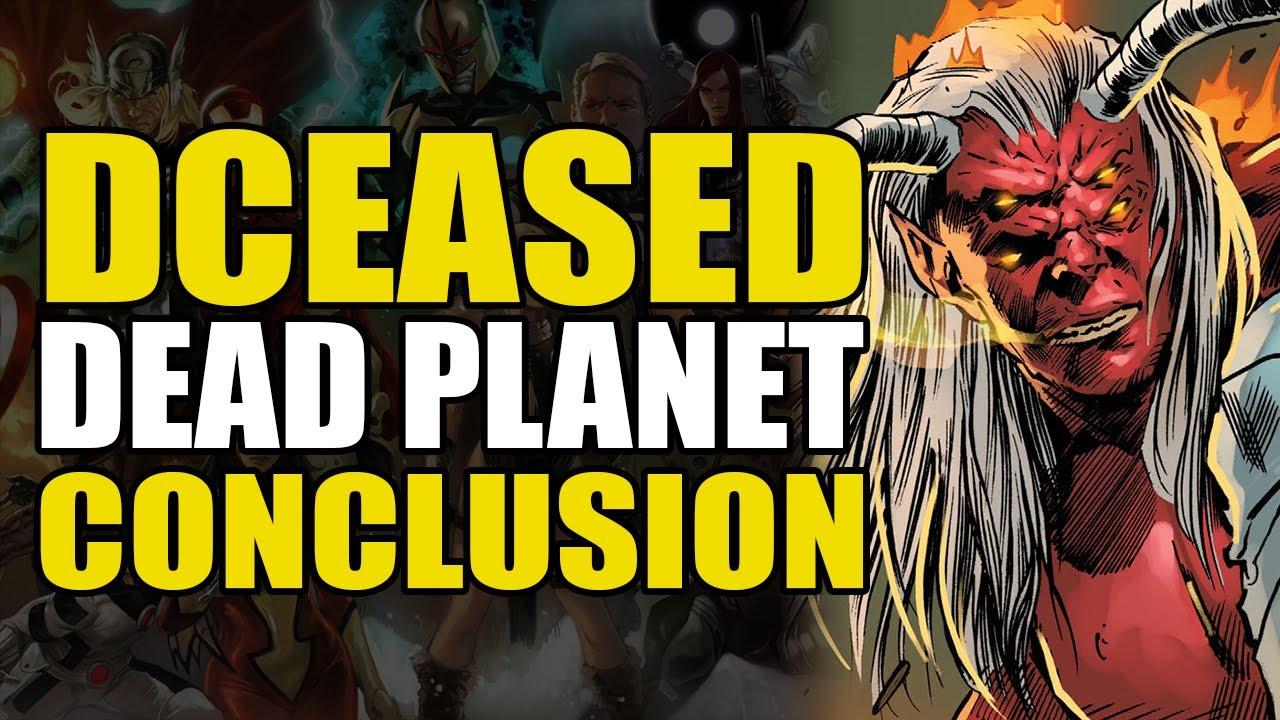 DCeased Dead Planet Conclusion | Comics Explained