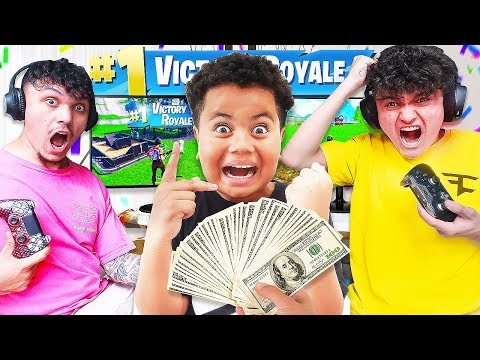 Last to Rage Quit Playing Fortnite Wins $50,000 – Challenge