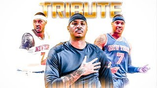 Carmelo Anthony TRIBUTE - Mini Movie