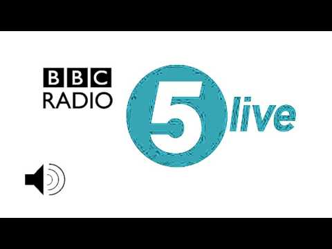 BBC Radio 5 Live: Dr Trevor Stammers on gene editing