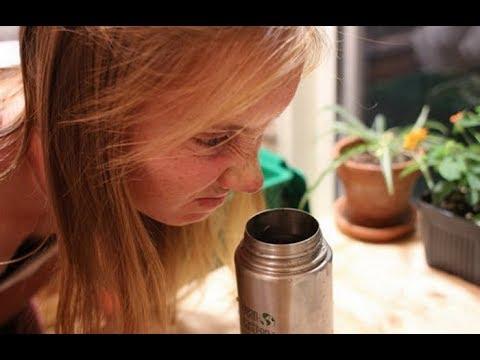 Как отмыть термос внутри: 5 бытовых средств, которые избавят от затхлого запаха