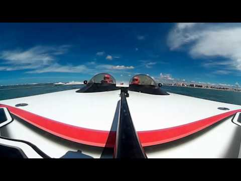 2nd Amendment USA 360º Clearwater SBI Offshore Race Part 2