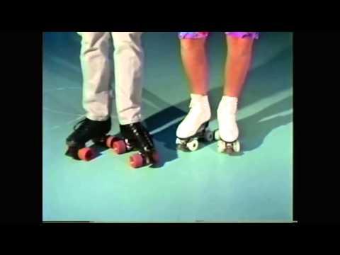 cal skate Yuba City tv ad 1988 m2t