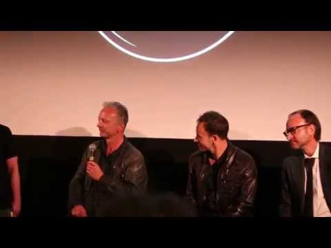 Hackers 20th Anniversary Screening Q&A - Part 1/3