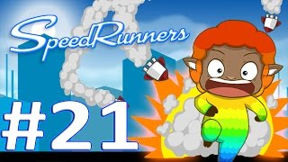 Orange Wool & Kurtjmac On SpeedRunners (Episode #21) 'Turbo'