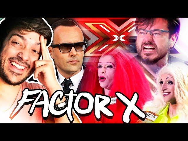 Qué, Factor X, qué.