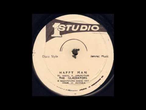 The Gladiators & Brentford Disco Set - Happy Man