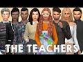 HIGH SCHOOL CLIQUES - THE TEACHERS   Sims 4 Create A Sim