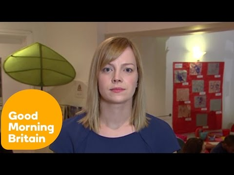 The Cost Of Childcare | Good Morning Britain