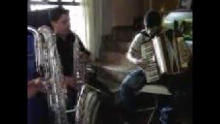 Sax Baritono e Acordeon - Tocata CCB