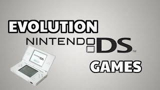 Evolution of Nintendo DS Games 2004-2012