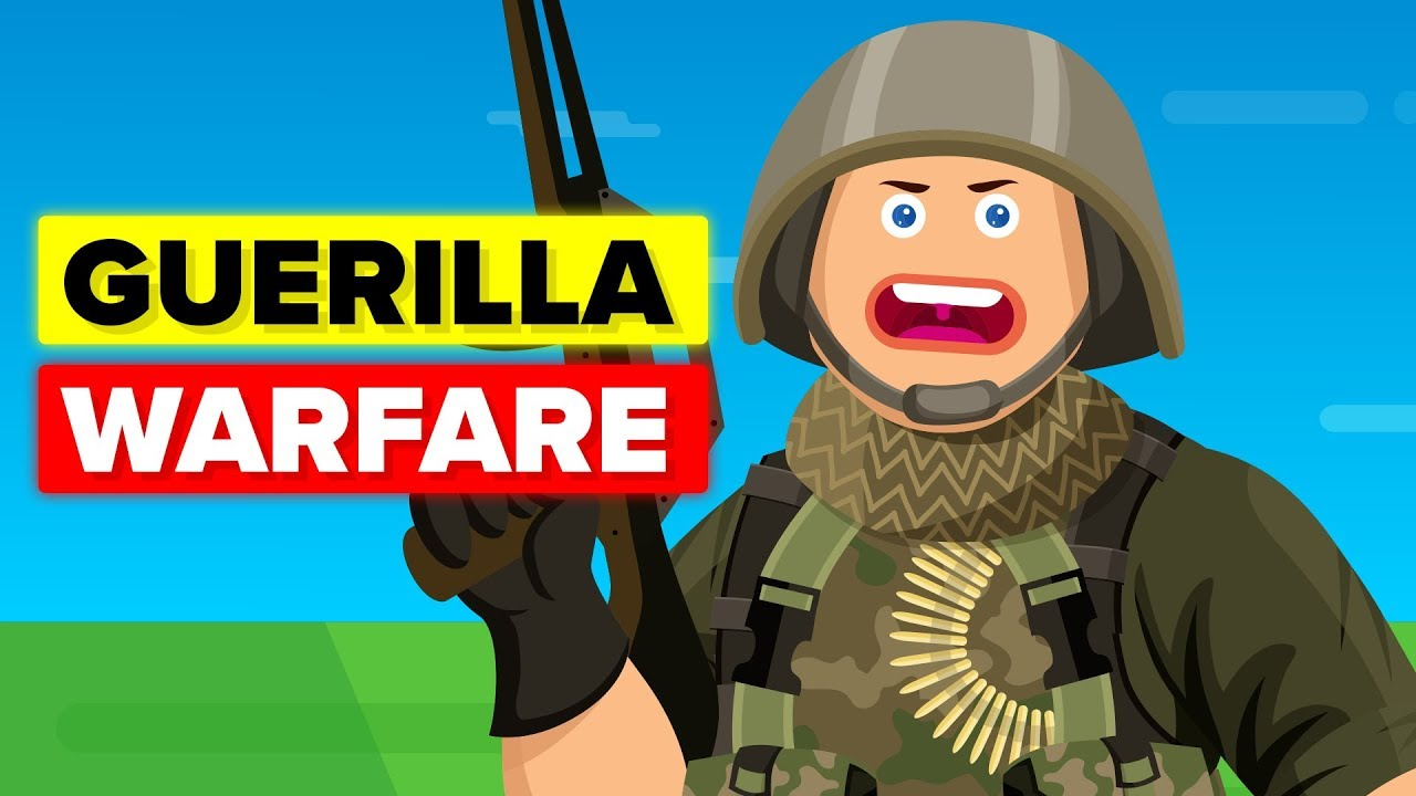 What is Guerrilla Warfare?