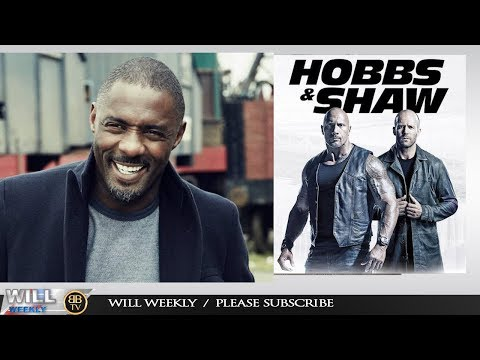 Idris Elba Jumps Into 'Fast & Furious' Spinoff 'Hobbs And Shaw'