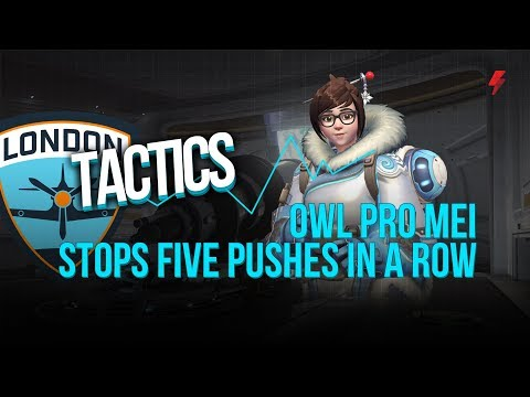How Spitfire Used Mei to Win Five Fights in a Row on Horizon Lunar Colony