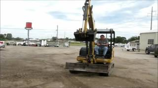 2005 Caterpillar 302.5 mini excavator for sale | sold at auction October 22, 2015