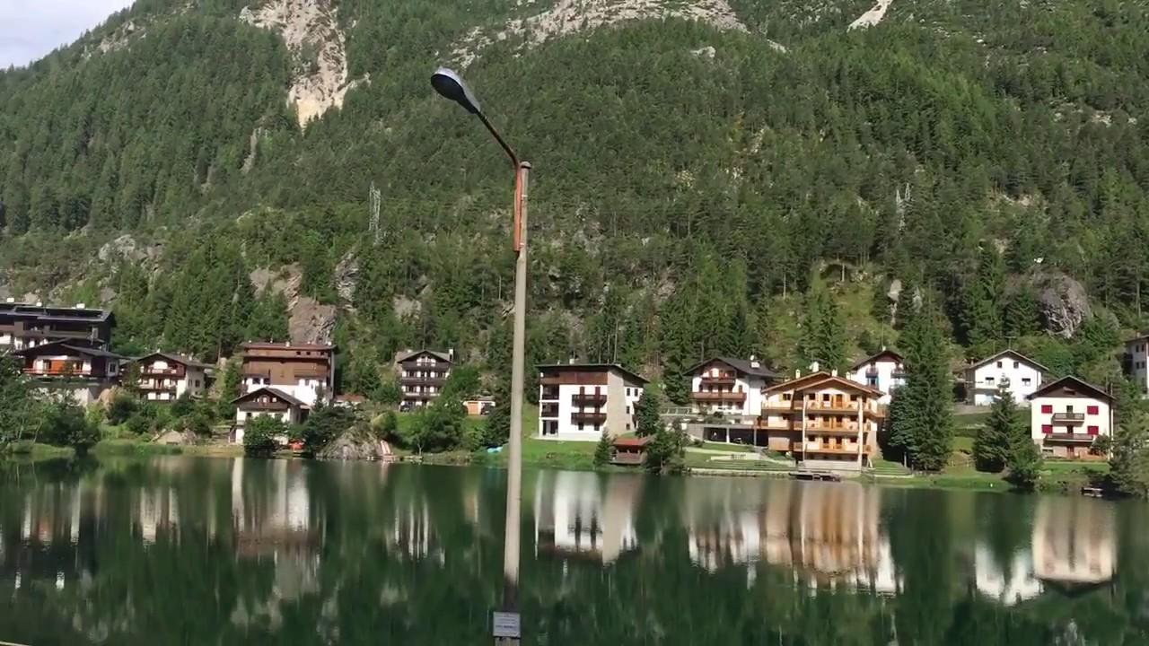 Masare lake - North Italy - Dolomites