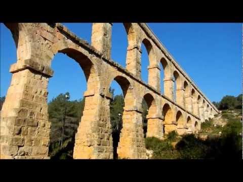 Acueducto romano de Les Ferreres o Pont del Diable (Tarragona) - Roman aqueduct in Tarragona