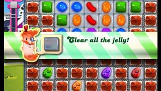 Candy Crush Saga Level 235 walkthrough (no boosters)
