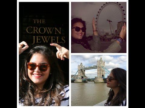 Tower Bridge, Tower of London, Globe   LondonVlog 06.08.15   MissEmma