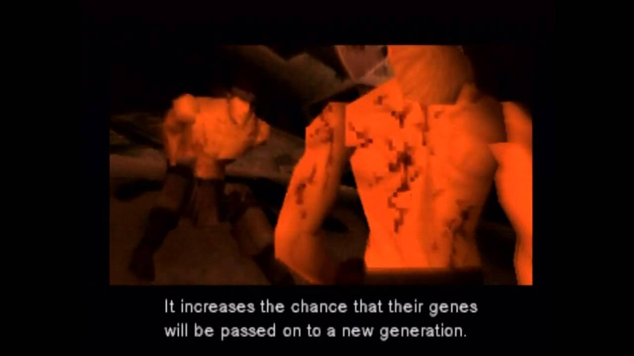 Solid Snake Liquid Games Done Legit The Selfish Gene metal gear solid reads
