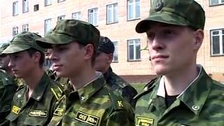 Военно-полевой госпиталь 1МГМУ - учения 2007 г
