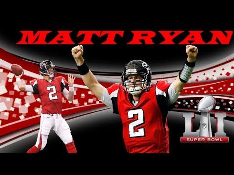 """Matt Ryan - """"MVP"""" 2016-2017 Highlights"""