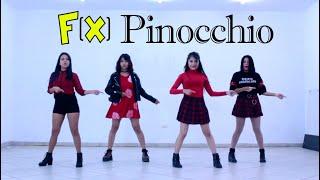 F(x) - Pinocchio Danger [Dance cover] | SHAKE IT