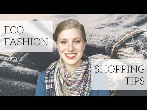 Clothing Shopping Tips | Finding Ethical & Sustainable Fashion