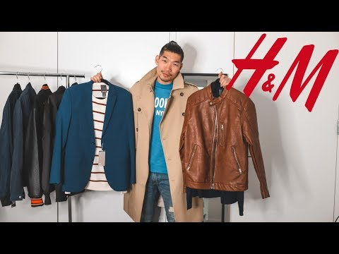 H&M Spring 2019 Must Have Items! | Shop Haul Men's Fashion Levitate Style Mp3
