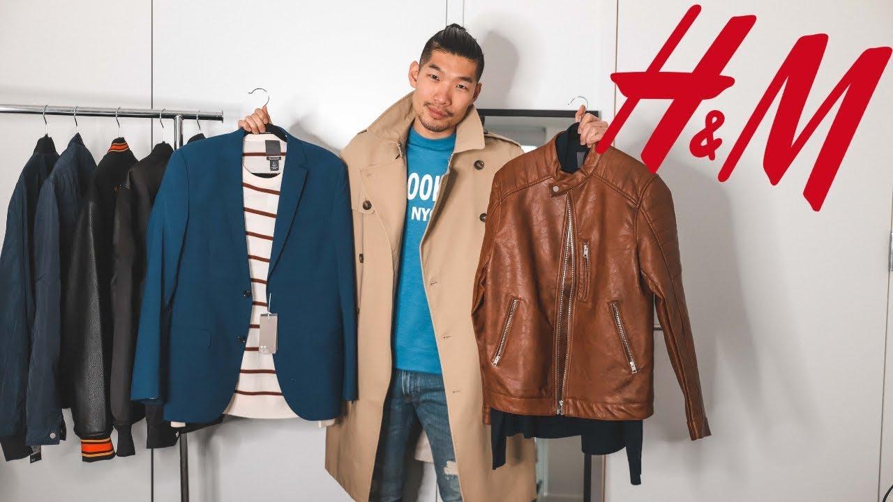 Buy H&M menswear online