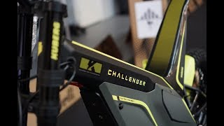 New 2018 Kuberg Challenger UnBoxing (Electric Trial Bike)