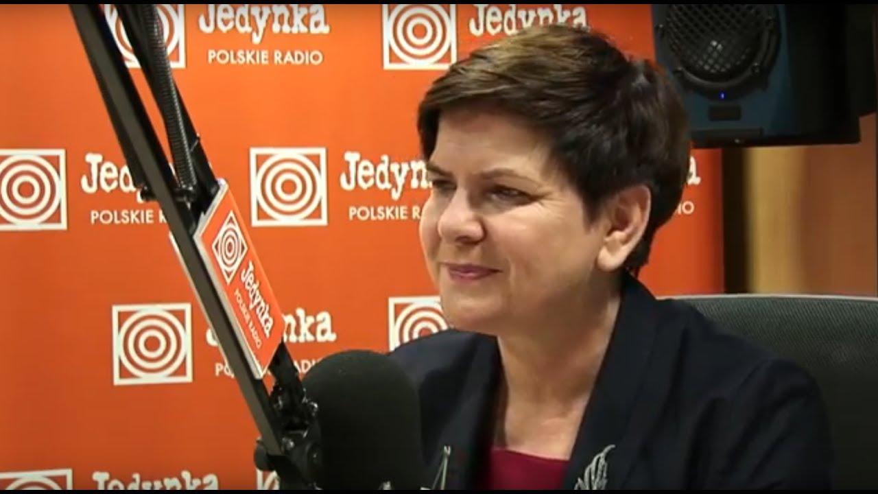 Trump w Polsce. Beata Szydło: to pierwszy krok w relacjach z USA