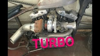 TURBO  Old Motorcycles!!!