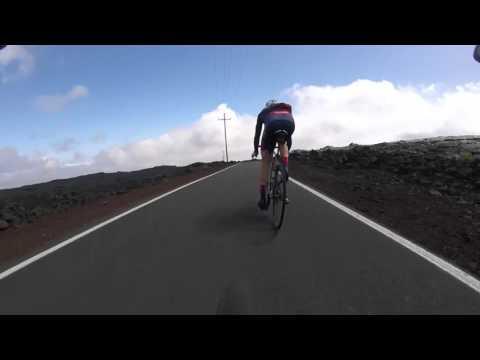 Descending on Mars - Mauna Loa