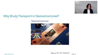 Nanostructure Transport Characterization I Zurich Instruments Webinar