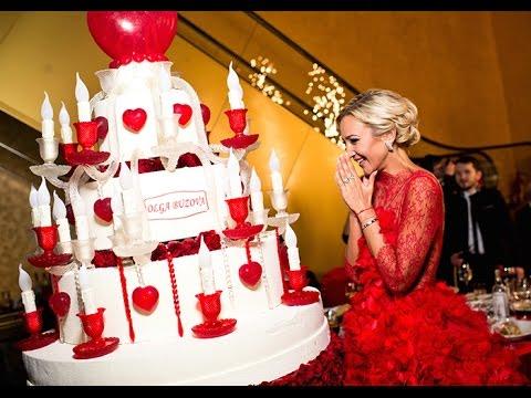 Новые потрясающие торты Рената Агзамова