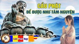Câu chuyện phật giáo - Cách cầu Phật để được như tâm nguyện - Kể truyện đêm khuya