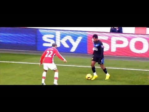Luis Nani vs Arsenal (Away) 09-10 720p HD by L17Nani