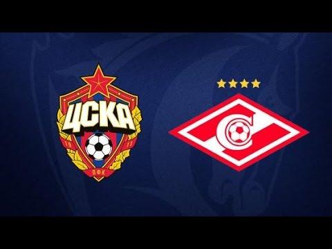 ЦСКА - Спартак 1 : 0 Обзор Матча. РФПЛ. 06/03/2016