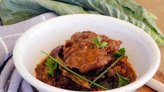 Co na obiad: Bigos z młodej kapusty z żeberkami