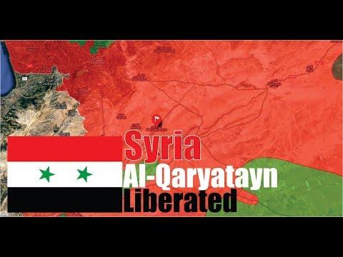 Syria war report October 21 – Syrian army has liberated Al-Quraytayn