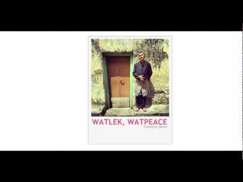 Caprice- Watlek Watpeace (Sabar Je Lah)