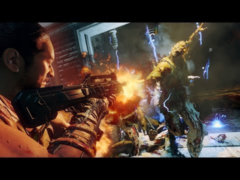 "Official Call of Duty®: Black Ops III - ""The Giant"" Zombies Bonus Map Gameplay Trailer"