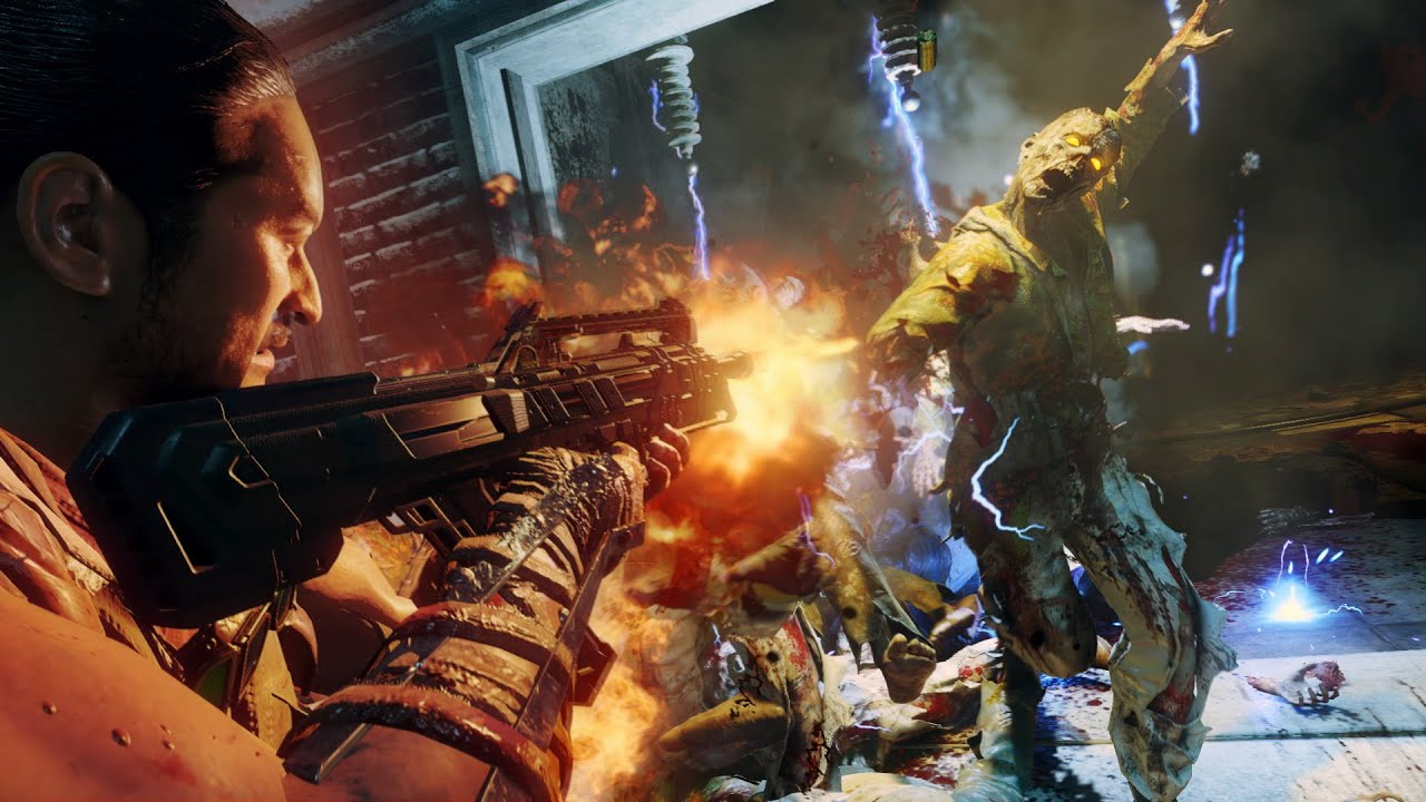 Official call of duty black ops iii the giant zombies bonus content warning gumiabroncs Choice Image